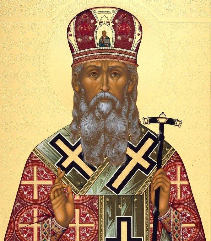 Святитель Агафангел Исповедник, Митрополит Ярославский.