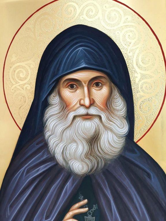 Святой Преподобный Гавриил (Ургебадзе), Самтаврийский.