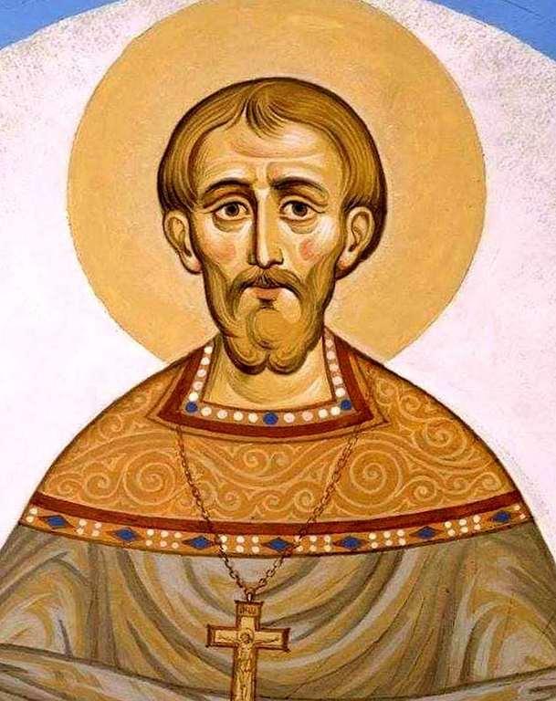 Священномученик Ермей, Пресвитер Мирский.