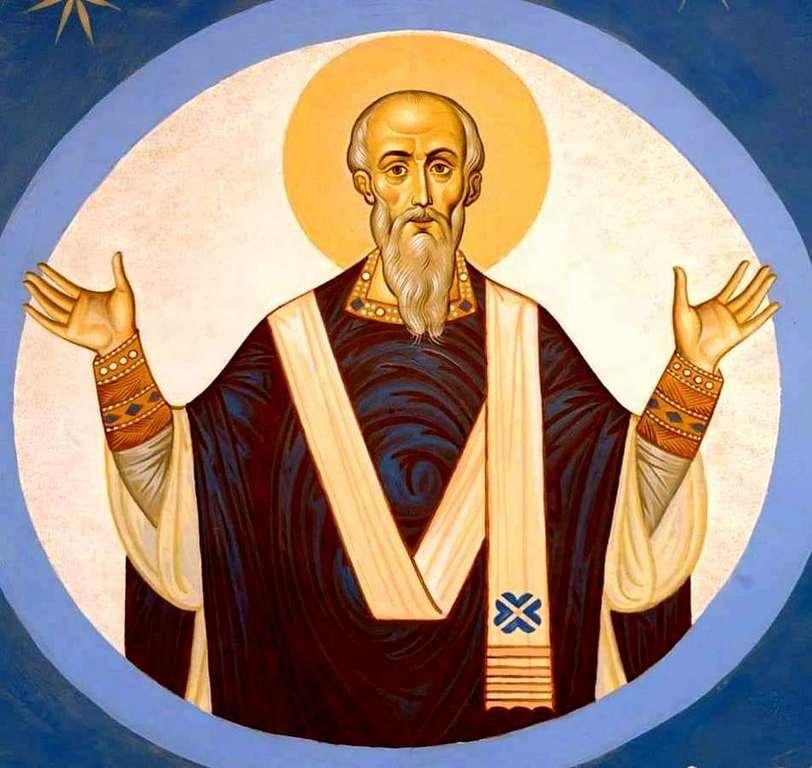 Священномученик Никандр, Епископ Мирский.