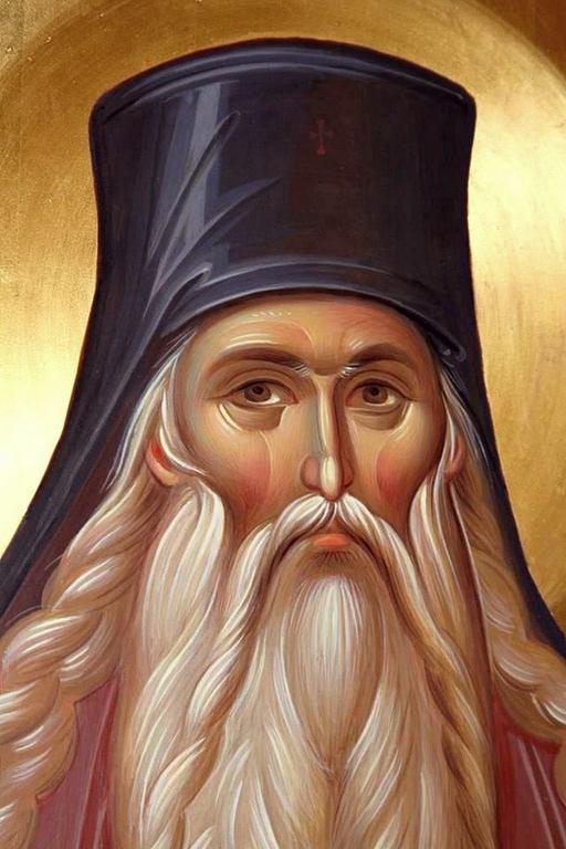 Святой Преподобный Паисий (Величковский).