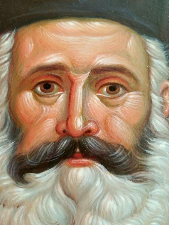 Священномученик Филумен Святогробец. Иконописец Наталия Пискунова.