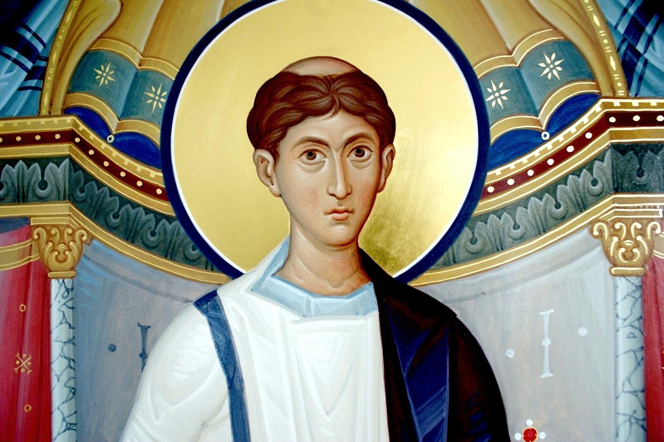 Святой Апостол от Семидесяти, Первомученик и Архидиакон Стефан.