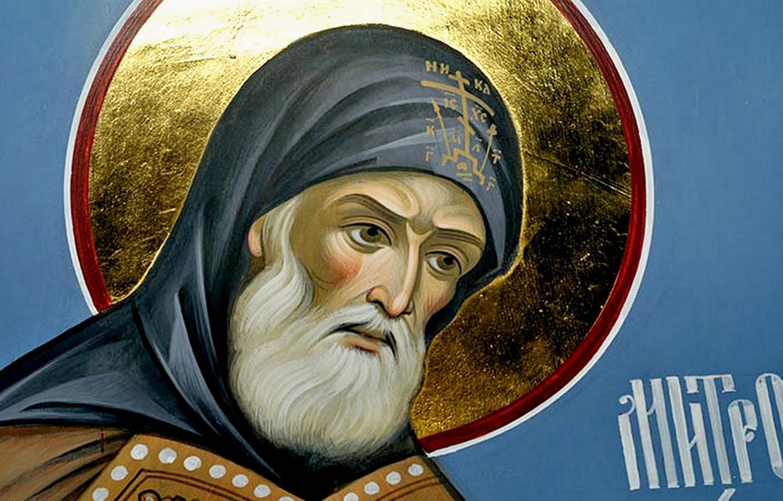 Святитель Митрофан, первый Епископ Воронежский.
