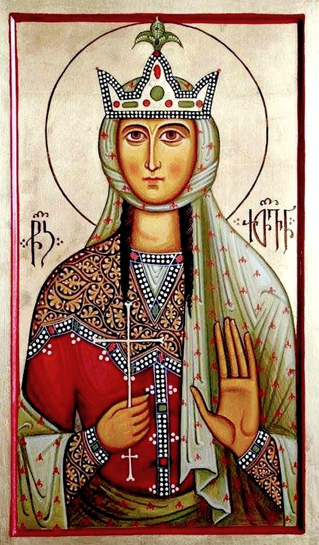 Святая Великомученица Кетеван, Царица Кахетинская.