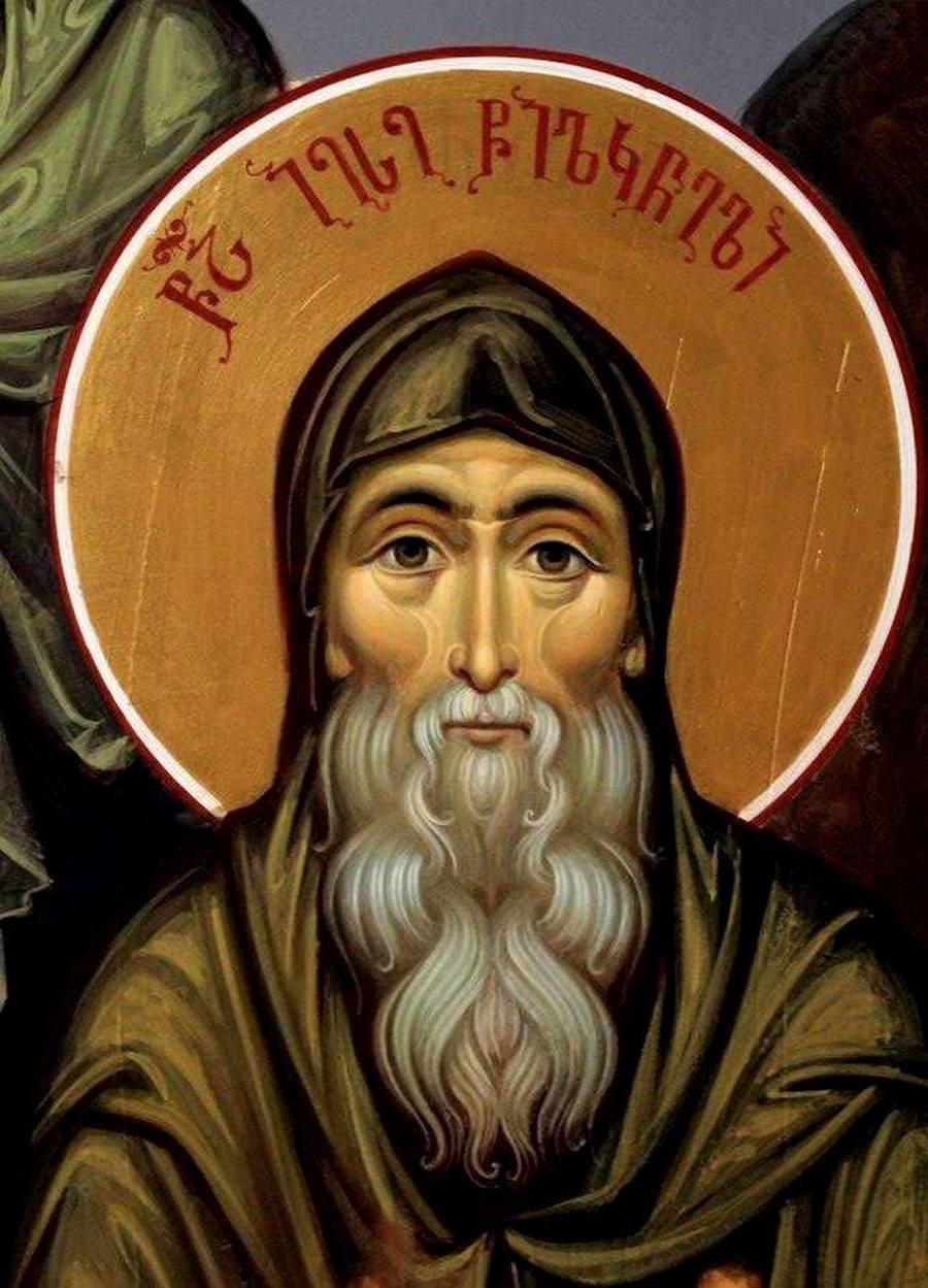 Святой Преподобный Исе (Иессей), Епископ Цилканский.