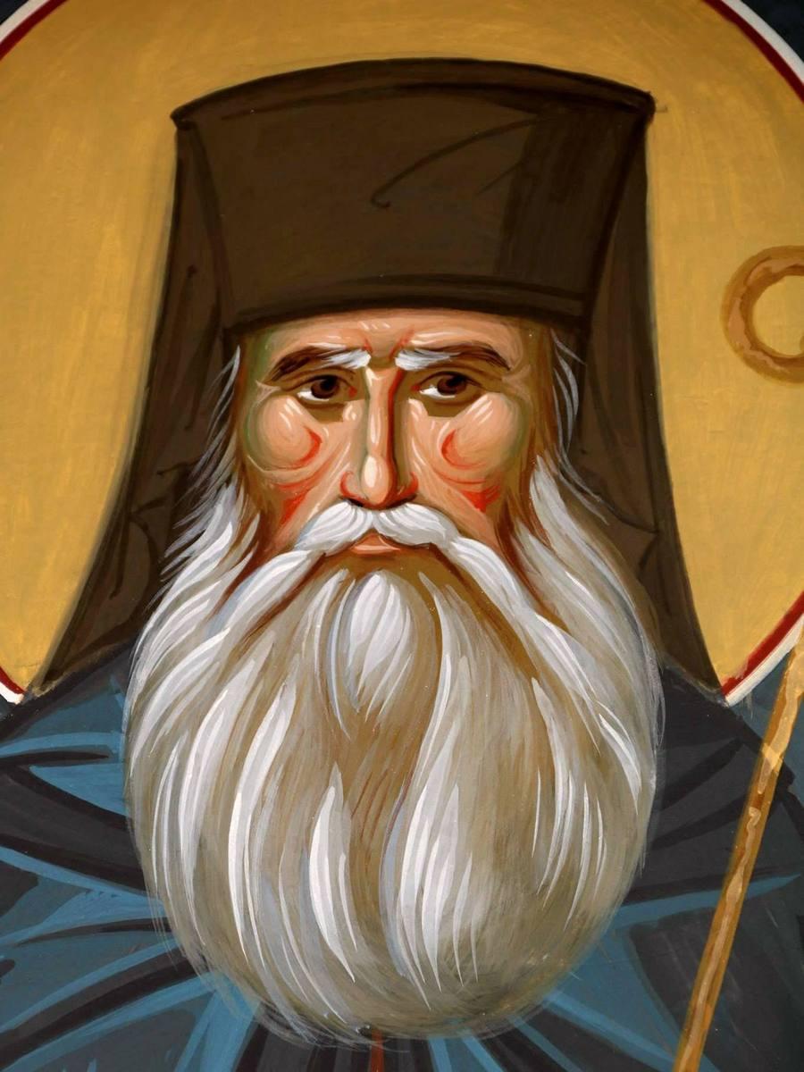 Святой Преподобный Георгий Черникский.