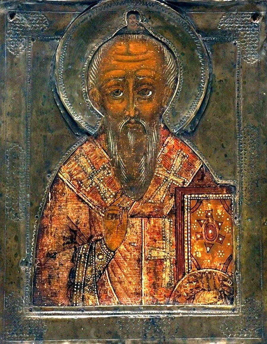 Священномученик Власий, Епископ Севастийский.