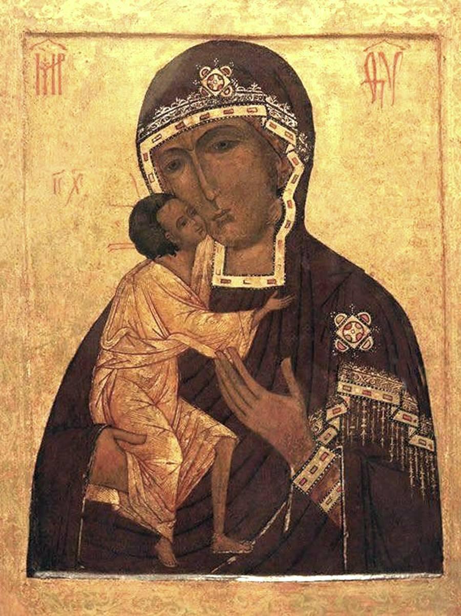 Феодоровская икона Божией Матери. Ипатьевский монастырь.