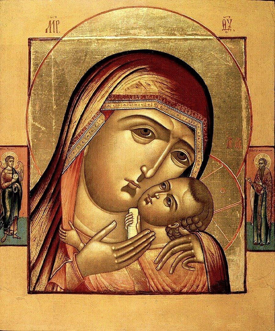 Касперовская икона Божией Матери.
