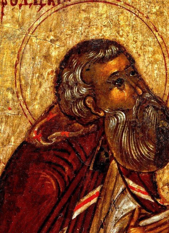 Святитель Илия, в схиме Иоанн, Архиепископ Новгородский и Псковский.