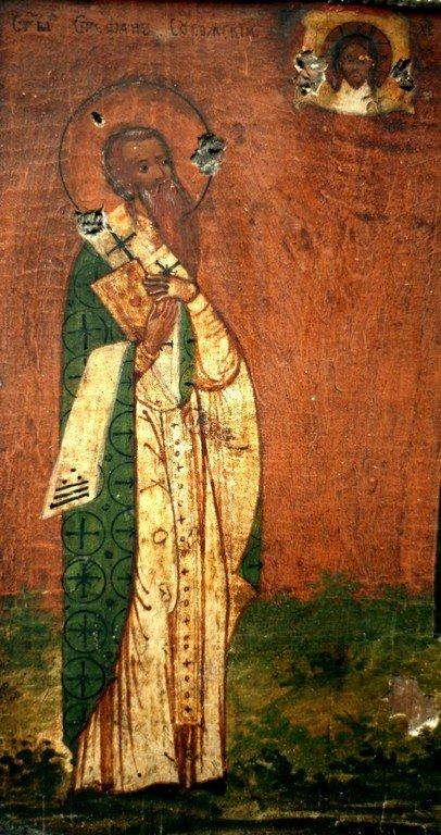 Святитель Стефан Исповедник, Архиепископ Сурожский.