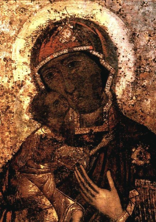 Чудотворная Феодоровская-Костромская икона Божией Матери.