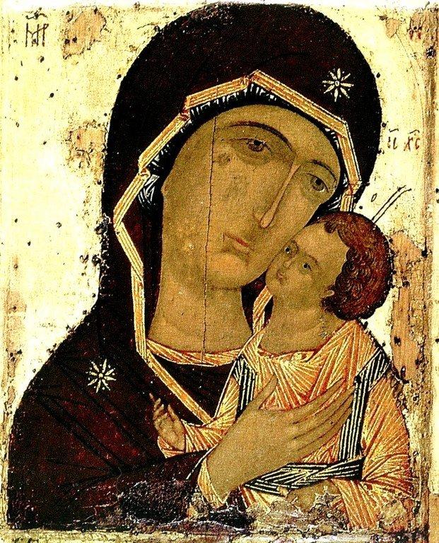 Петровская икона Божией Матери.