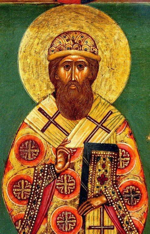 Святитель Фотий, Митрополит Киевский и всея Руси.