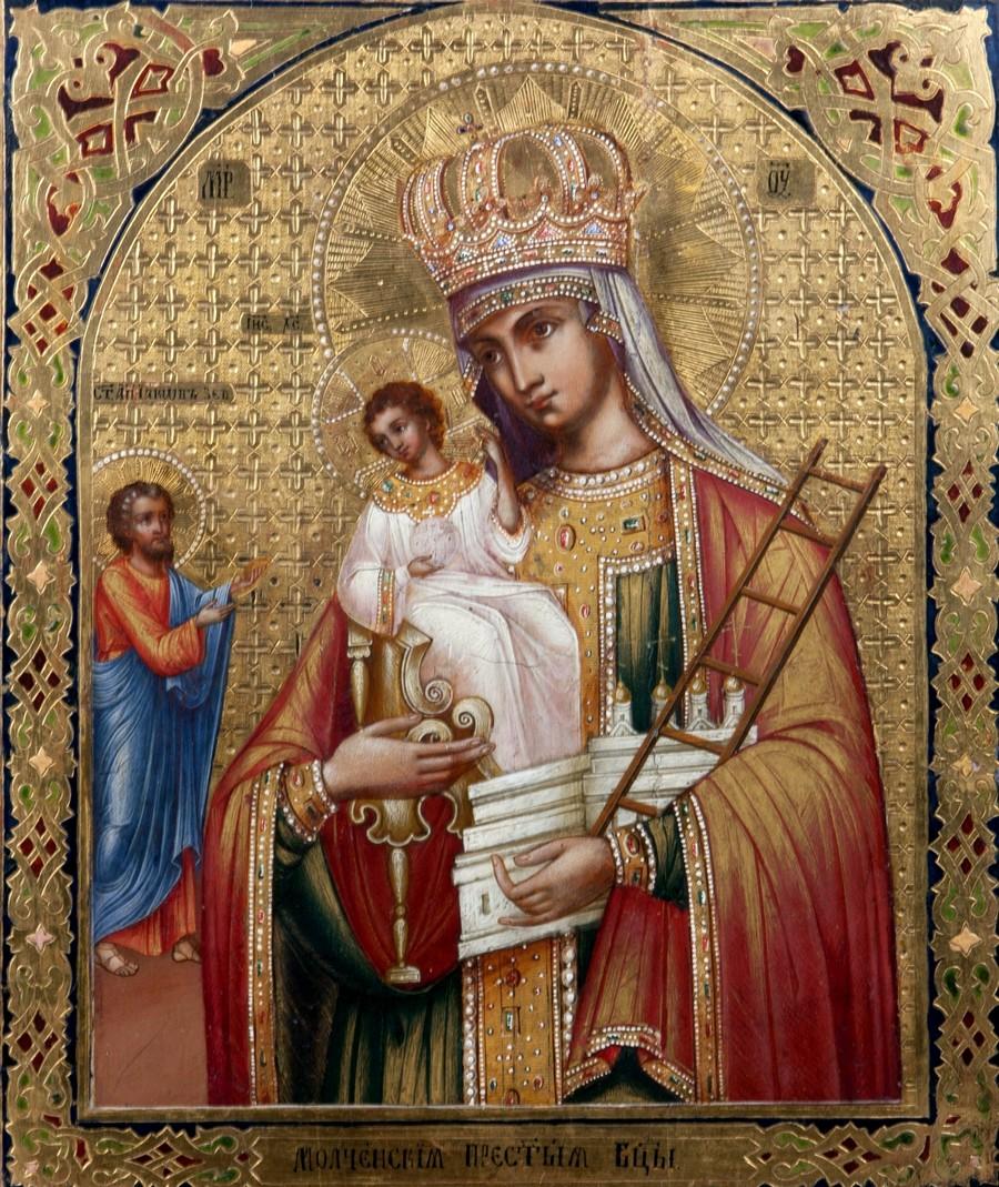 Молченская икона Божией Матери.