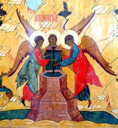 14 АВГУСТА - ПРАЗДНИК ПРОИСХОЖДЕНИЯ ЧЕСТНЫХ ДРЕВ ЖИВОТВОРЯЩЕГО КРЕСТА ГОСПОДНЯ.