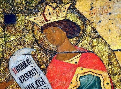 30 ИЮНЯ - ДЕНЬ ПАМЯТИ СВЯТОГО ПРОРОКА ЦАРЯ СОЛОМОНА.