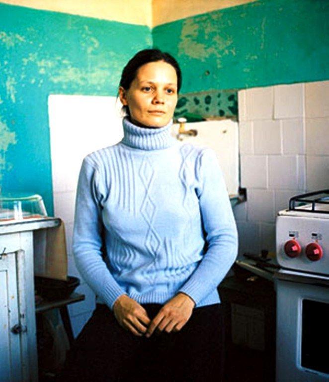 Анастасия Макарьева.