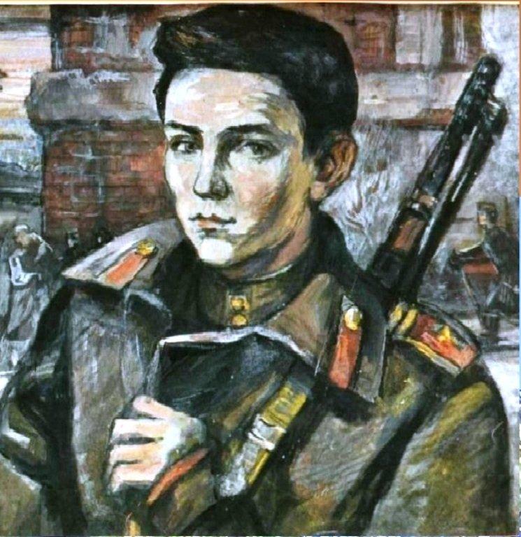 День победы в Чернове. Вячеслав Кондратьев (7) 01 - 01