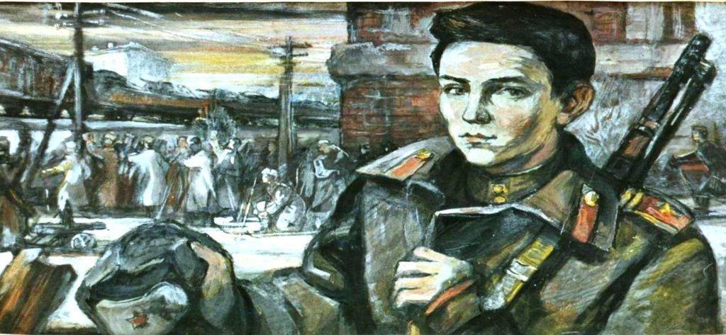 День победы в Чернове. Вячеслав Кондратьев (6)