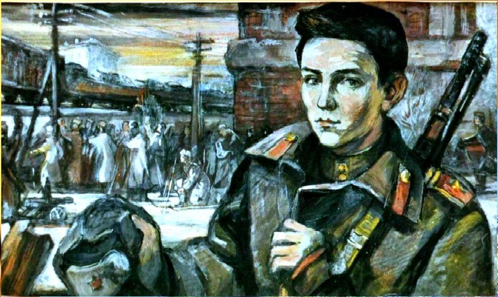 День победы в Чернове. Вячеслав Кондратьев (6) 01