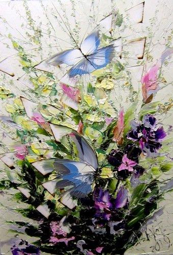 Дмитрий Кустанович. Бабочки.