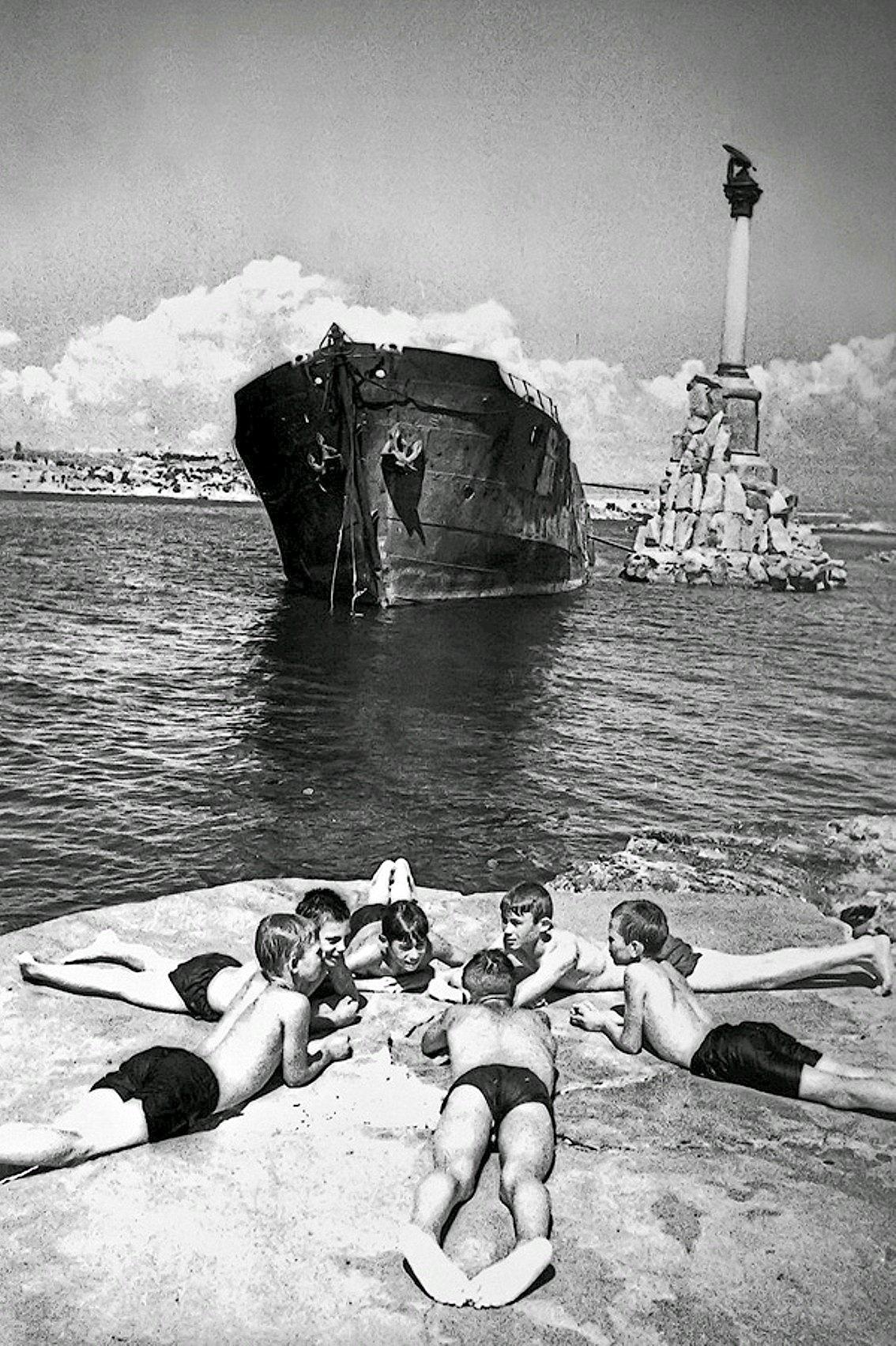 Фотография Е. Халдея (1917 - 1997) Фотохудожник Победы (39)