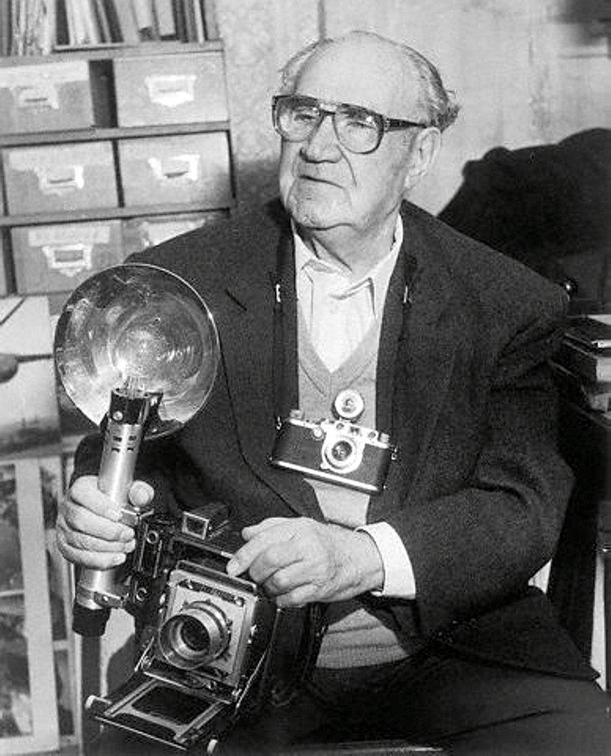 Фотография Е. Халдея (1917 - 1997)   Фотохудожник Победы (52).