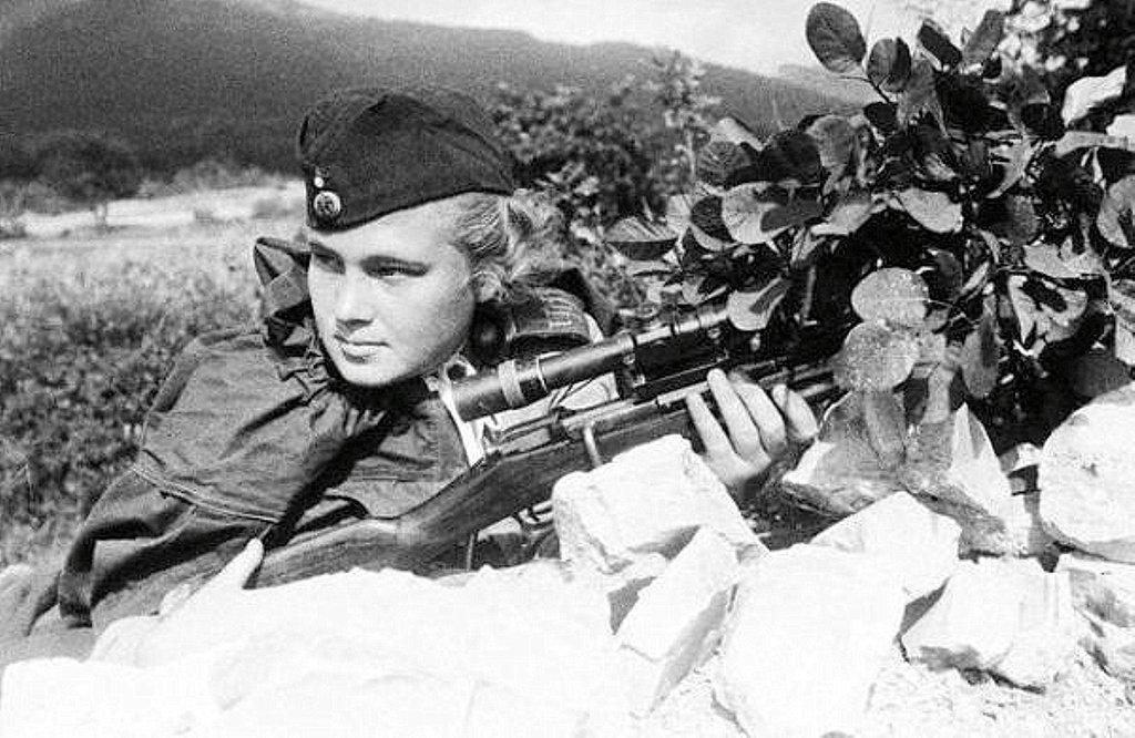 Фотография Е. Халдея (1917 - 1997) Фотохудожник Победы (60).