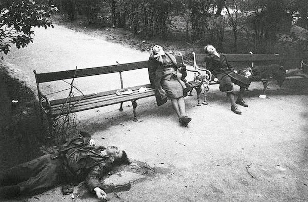 Фотография Е. Халдея(1917 - 1997)Фотохудожник Победы (71)