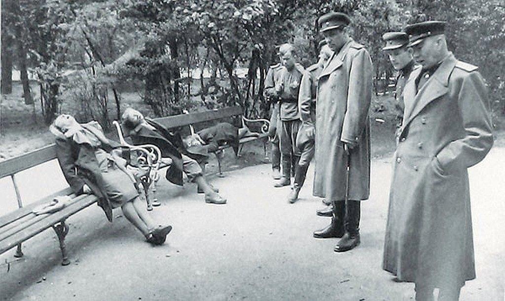 Фотография Е. Халдея(1917 - 1997)Фотохудожник Победы (72)