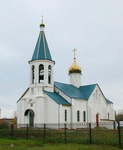 Церковь Сергия Подольского в Климовске