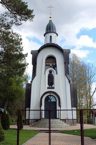 Церковь Александра Невского в Мальцах