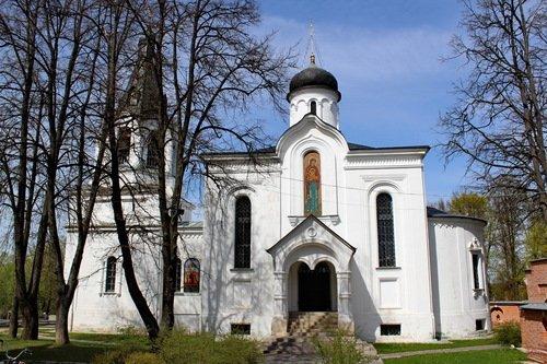 Церковь Спаса Нерукотворного Образа в Прохорово