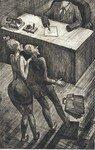 Мастер и Маргарита. Михаил Булгаков. Иллюстрации. Художник Евгений Штыров ... 003