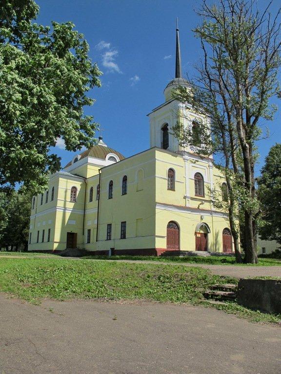 Спасский собор Авраамиева Вяземского монастыря