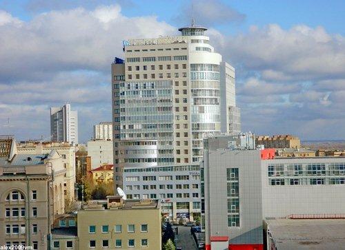 Этажи Волгограда