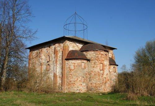 Церковь Уверения Фомы на Мячине