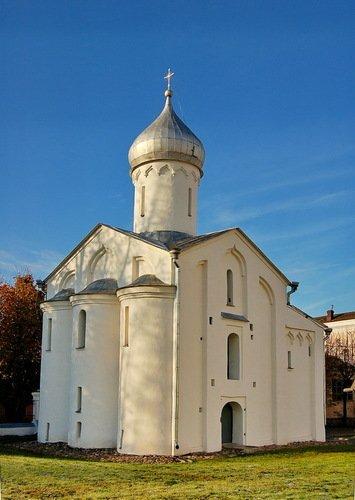 Церковь Прокопия Великомученика на Торгу