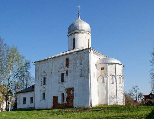 Церковь Рождества Пресвятой Богородицы на Михалице