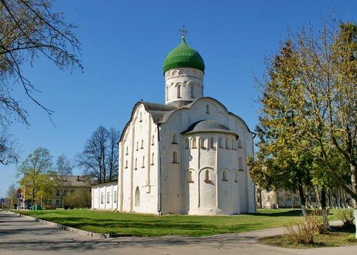 Церковь Феодора Стратилата на Ручью
