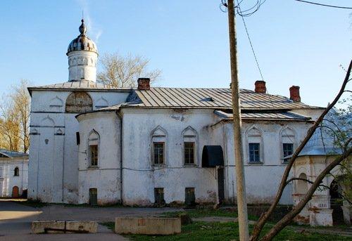 Церковь Сретения Господня в Антониевом монастыре