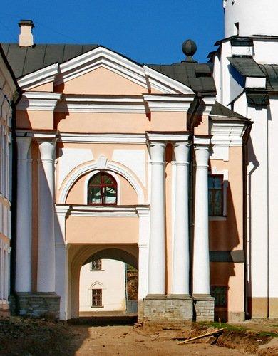 Церковь Благовещения Пресвятой Богородицы при Архиерейском доме