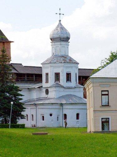 Церковь Покрова Пресвятой Богородицы в Кремле
