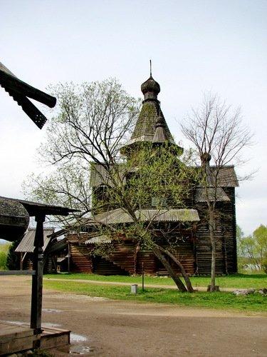 Церковь Рождества Пресвятой Богородицы из села Передки