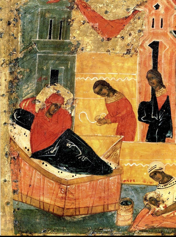 Рождество Святителя Николая Чудотворца, Архиепископа Мир Ликийских.