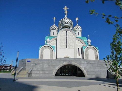 Никольский собор в Красногорске