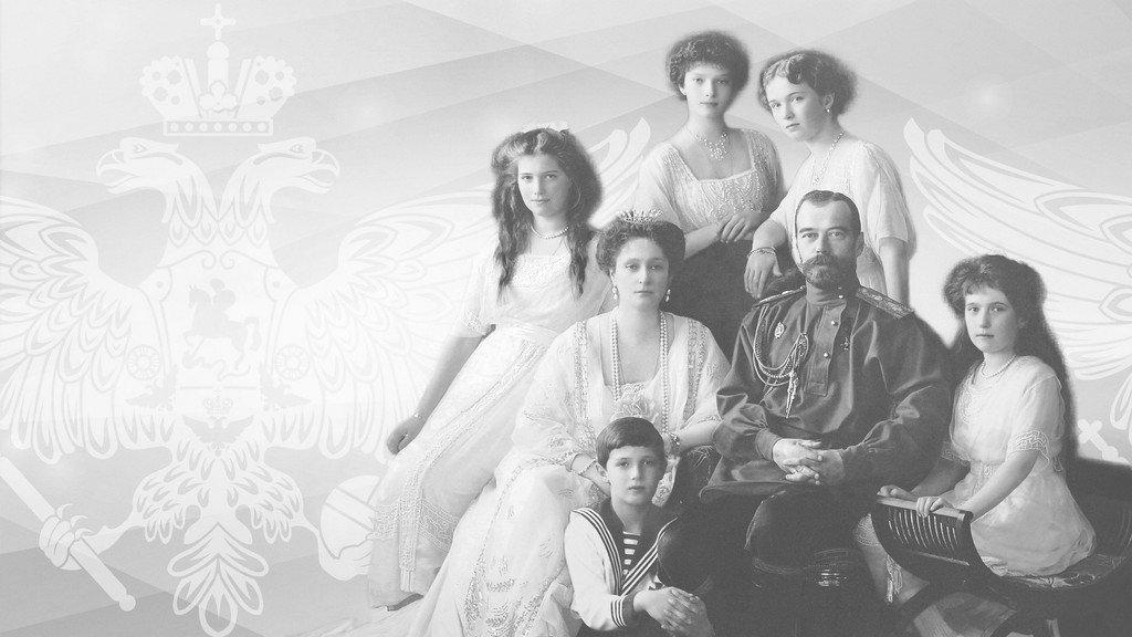 К столетию трагической гибели Царской семьи.