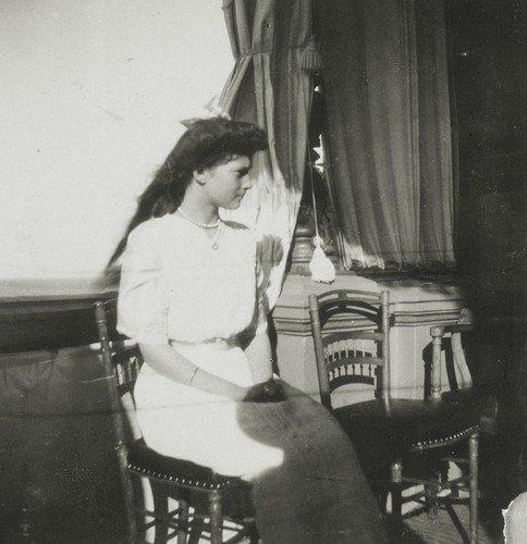 Фотографии Царской семьи.